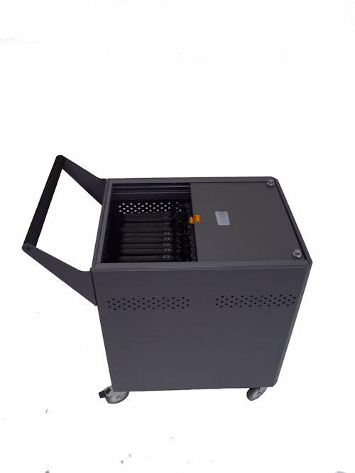 DS-GR-CB-S24-C Chromebook Cart Charges 24 Chromebooks