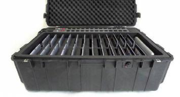 DS-IP-TC24C - 24-slot iPad Transport Case