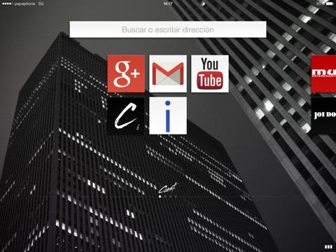 Opera Coast: El nuevo navegador para iPhone y iPad con una temática distinta, y creado por la gran empresa Opera