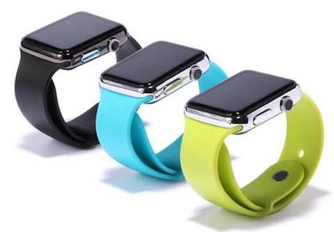 Le copiaron el iWatch a Apple: Uno de diamantes por $30.000 dólares y otro chino llamado «Aiwatch»