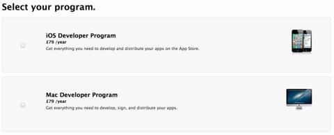 Apple sube la cuota anual para desarrolladores de la App Store