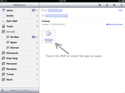 save view pdf from drive