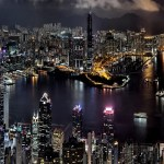 iPad Retina HD Wallpaper City