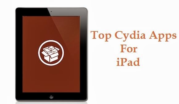 Cydia apps and tweaks for iPad