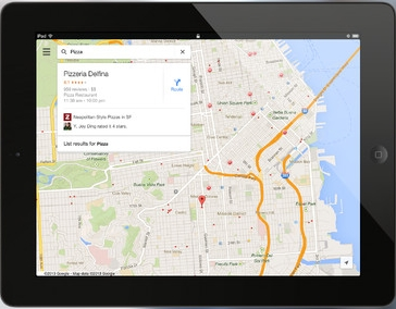 Google Maps App for iPhone - iPad Version Expected Soon on google drive ipad, games ipad, gmail ipad, gold ipad, text to speech ipad, amazon ipad, vimeo ipad, imdb movies ipad, facetime ipad, imovie ipad, fruit ninja ipad, wifi ipad, microsoft ipad, bing maps ipad, maps on ipad, pinterest ipad, phone ipad, android ipad, passbook ipad,