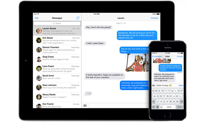 fix imessage ios 7