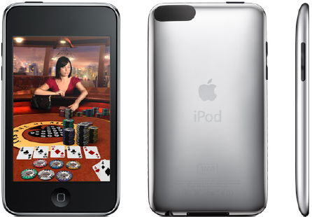 iPod Touch 2nd Generation