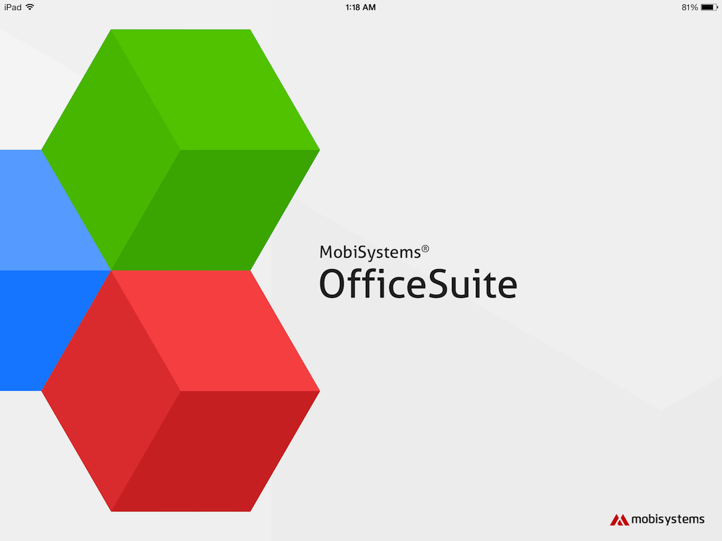 Use OfficeSuite to save a document, then upload it to Box to share documents