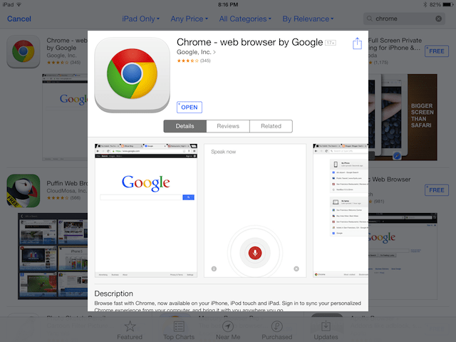 Chrome OS is the easiest download for non-mobile mode in