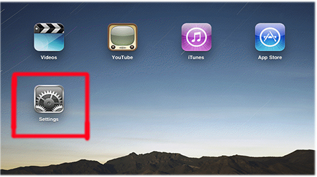 ipad-air-setting