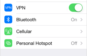 How to Setup VPN for iPad or iPhone