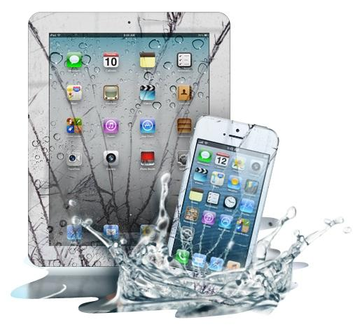 iPhone iPad Water Damage What To Do