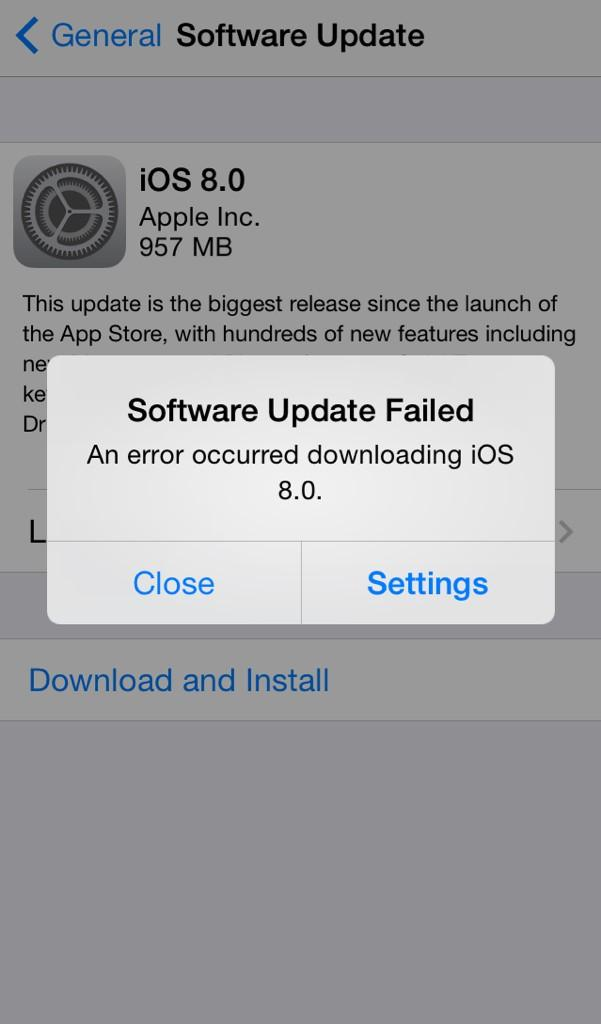 Cannot Update iPhone or iPad Because of Storage Fix 1 - iPad