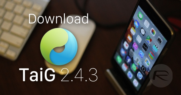 How to Jailbreak iOS 8.4 Untethered with Taig 2.4.3