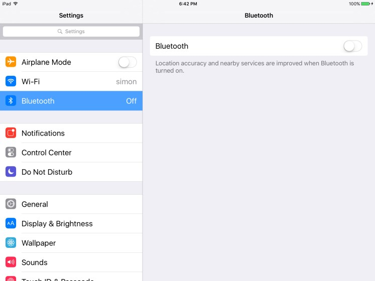 ipad-bluetooh-off-to-enable-sound