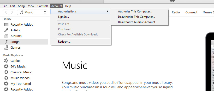 itunes-authorize-sync-fix