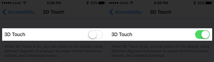 the latest 11c10 c2ae2 3D Touch Not Working on iPhone 7 or iPhone 7 Plus