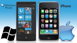 windows phone to iphone