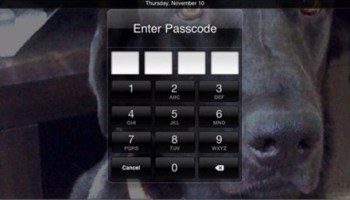 How to Make Passcode Lock Work with the iPad 2 Smart Cover