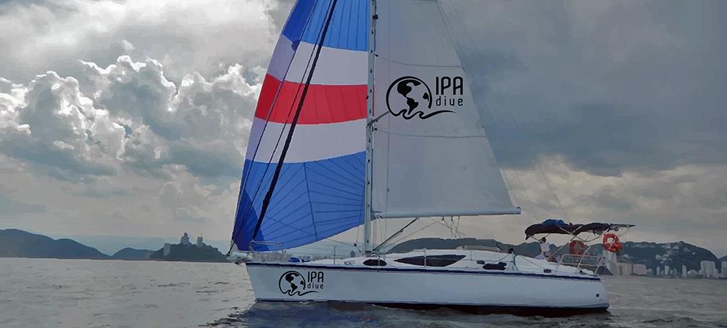 Conheçam nosso veleiro MJ 38 DS!!!
