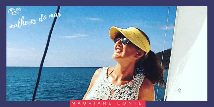 Mulheres do Mar Mauriane Conte