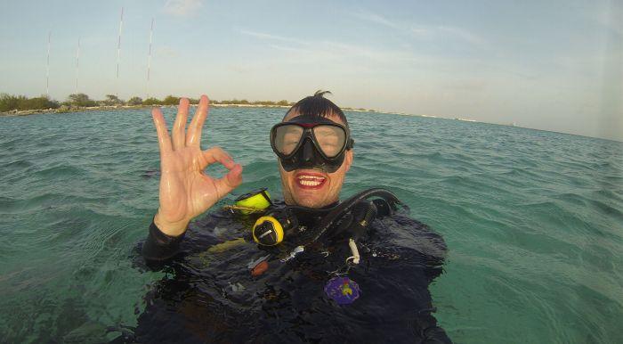 Mergulho seguro - Plano de Ação para Emergências