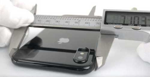 iPhone 8のダミーユニットdfdfd