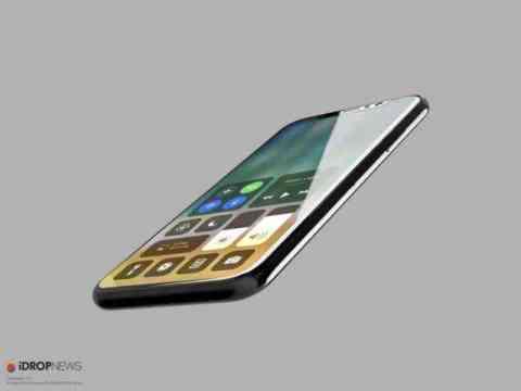 OLED iPhone