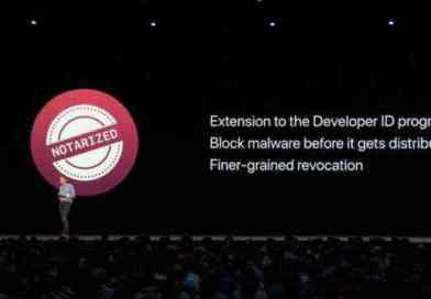 macOS Catalina、Gatekeeperが強化されAppleの認証開発者が公開したアプリのみが起動可能!