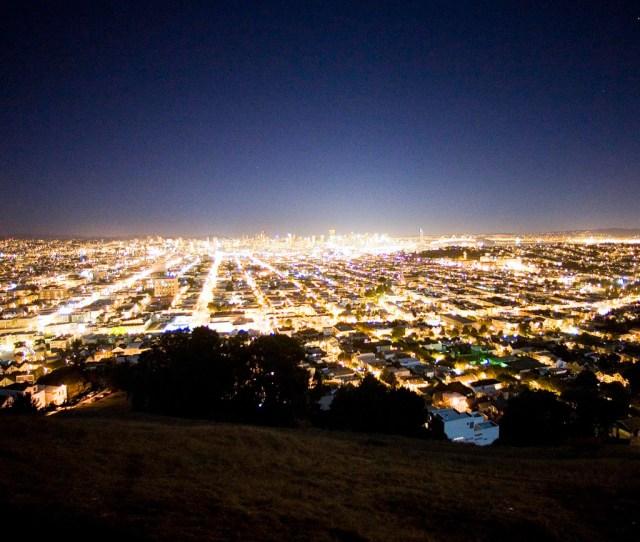 Thomas Hawk San Fransisco Night Ipad Wallpaper