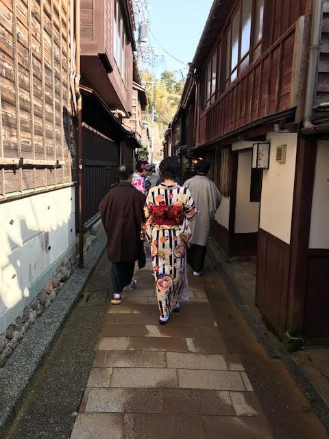 【ブログ】東京の資金で金沢の街並みを守る発想
