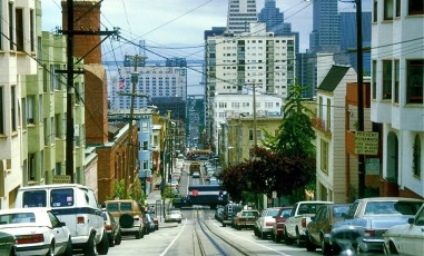 SF Streets-1980's