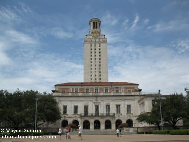 University of Texas at Austin, Bell Tower
