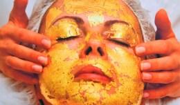 gold-facial