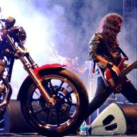 Kryptos at Harley Rock Riders, Bangalore - Jim Ankan photography
