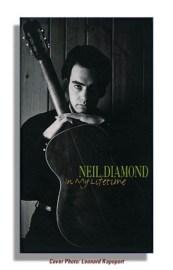 Neil Diamond Album Photo By Len Rapoport Click to Enlarge