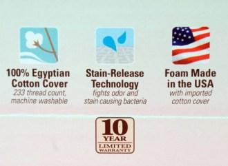 Sleep Innovations Novaform Memory Foam Topper At Costco Impress Magazineimpress Magazine