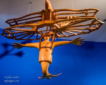 Julian Harr's Orville Wright's American Flyer