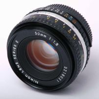 $125 for this Nikon 50mm F1.8 Lens