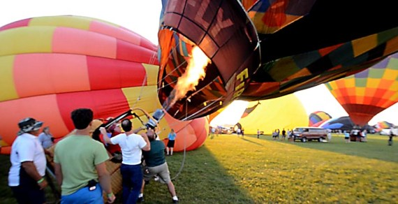Balloon Preparation