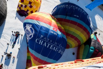 38ème Festival International de Ballons de Château-d'oex
