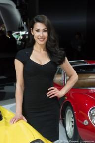 Beautiful cars and beautiful models