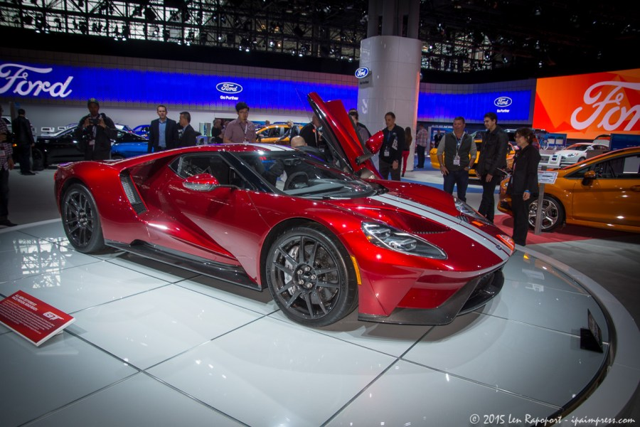 International Auto Show NYC HiRez VideoPhotos IMPress - Javits car show
