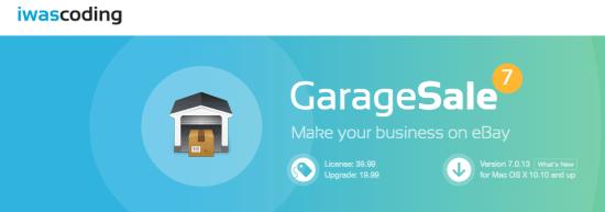 Garage Sale for Mac