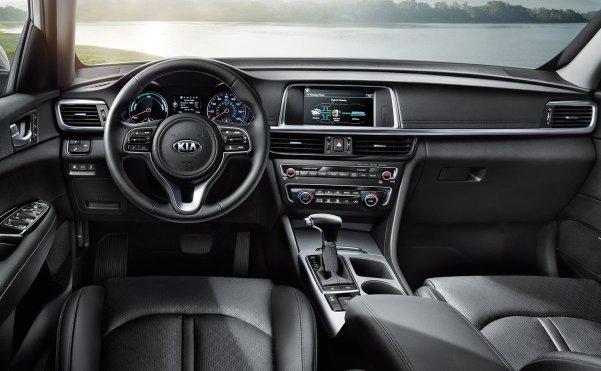 2018 Kia Interior