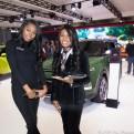Models-Auto Show