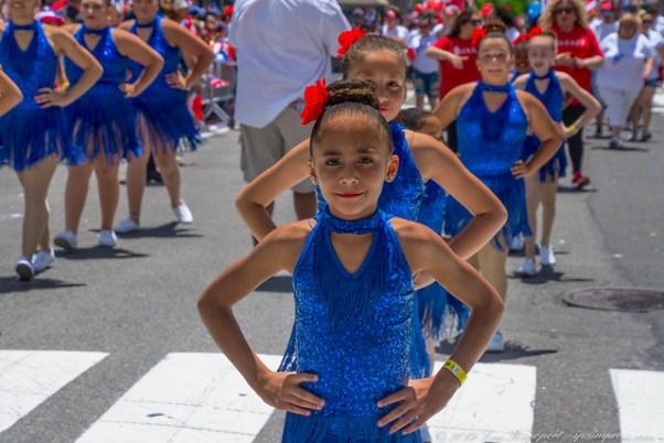 Puerto Rican Children Dancers