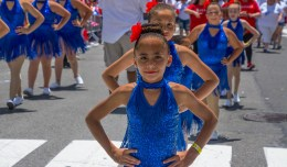 Puerto Rican Children Dancers