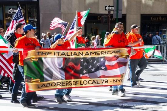 Columbus Day Parade