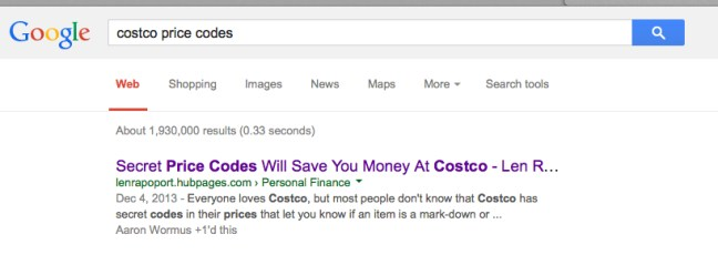 costco_price_codes
